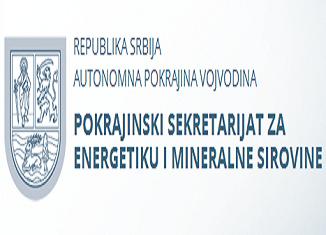 Pokrajinski sekretarijat za energetiku i mineralne sirovine