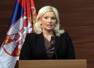 ministar Zorana Mihajlovic