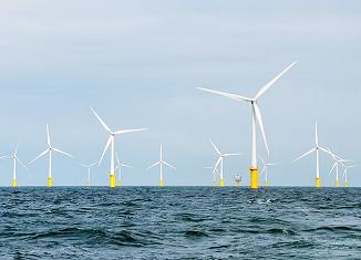 Najveća svetska vetroturbina na moru u Belgiji