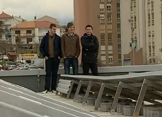 Otvorena solarna elektrana na krovu fakulteta u Splitu