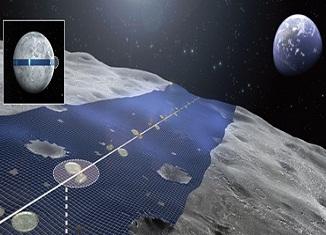 Solarnu elektranu na Mesecu gradiće roboti