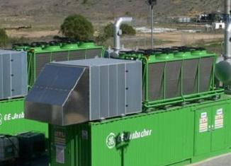kogeneraciono postrojenje na deponijski biogas