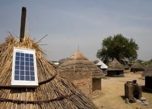 solarni setovi Afrika