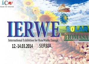 Međunarodni sajam obnovljivih izvora energije u martu u Beogradu