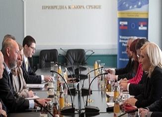 Uspešna saradnja Slovačke i Srbije