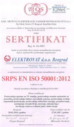 исо 50001 2012