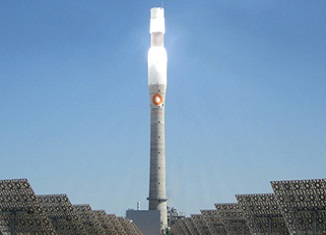 termo solarna elektrana