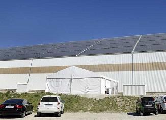 Otvorena najveća solarna elektrana u Hrvatskoj