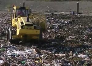 Protest u Staroj Pazovi zbog izgradnje postrojenja za preradu otpada