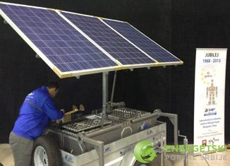 solarni generator Instituta Mihajlo Pupin