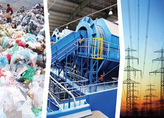 dobijanje energije iz otpada