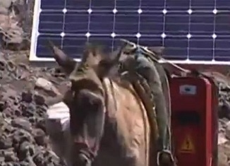 Magarci sa solarnim pogonom
