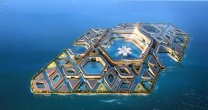 Kineski plutajući grad