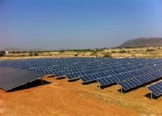indija solarna elektrana