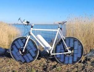 inhabitat.com solar bike