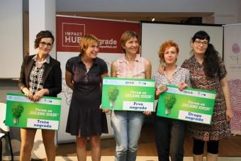 Pobednice trećeg Foruma za zelene ideje