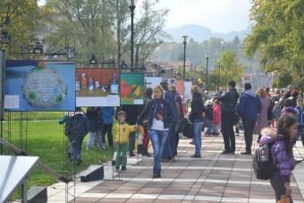 Otvaranje EKO izložbe - Arilje reciklira