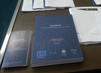 SCIENTIA-Small Cities Energy EfficieNt Territorial Inovative Action