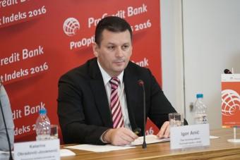 Igor Anić_Član Izvršnog odbora ProCredit banke u Srbiji