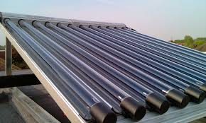 hot water solar panels
