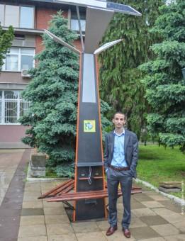 Solarni punjač1