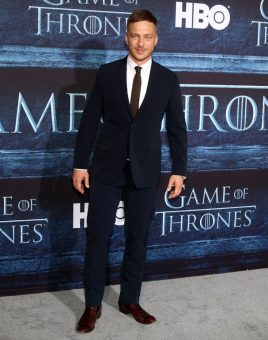 Game of Thrones Season 6 Premiere Screening at the TCL Chinese Theater IMAX on April 10, 2016 in Los Angeles, CA Featuring: Tom Wlaschiha Where: Los Angeles, California, United States When: 11 Apr 2016 Credit: Nicky Nelson/WENN.com