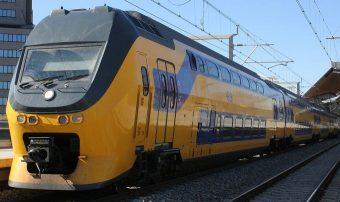 Vlak Nizozemska