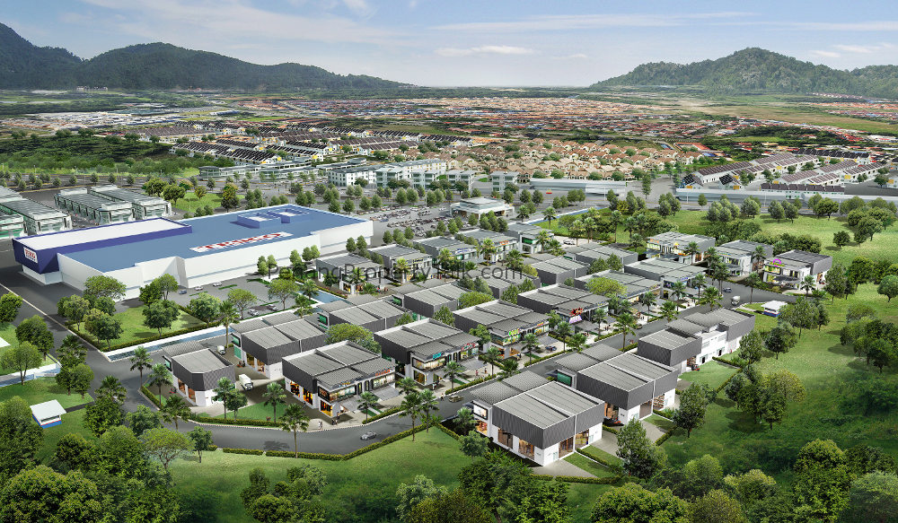 eco industrial park Definition an eco-industrial park (eip) or estate is a community of manufacturing and service businesses located together on a common property member businesses seek enhanced environmental, economic, and social performance through collaboration in managing environmental and resource issues.