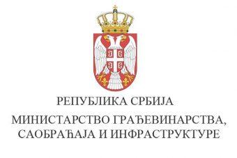 Foto: Ministarstvo građevinarstva, saobraćaja i infrastrukture