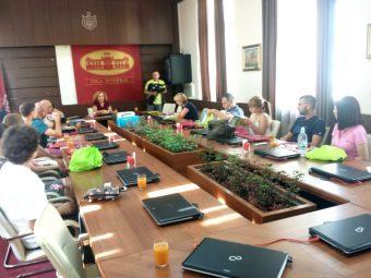 """Foto: Savez ekoloških udruženja """"Zelena lista Srbije"""