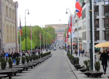 oslo-norway-flags
